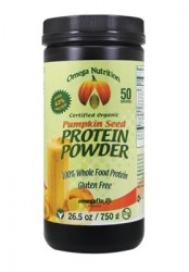 Omega Nutrition: Pumpkin Seed Protein Powder! – Alive Health Centre Blog