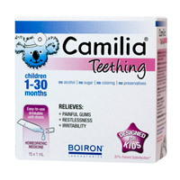Teething Tips For Your Baby Relief With Boiron Camilia