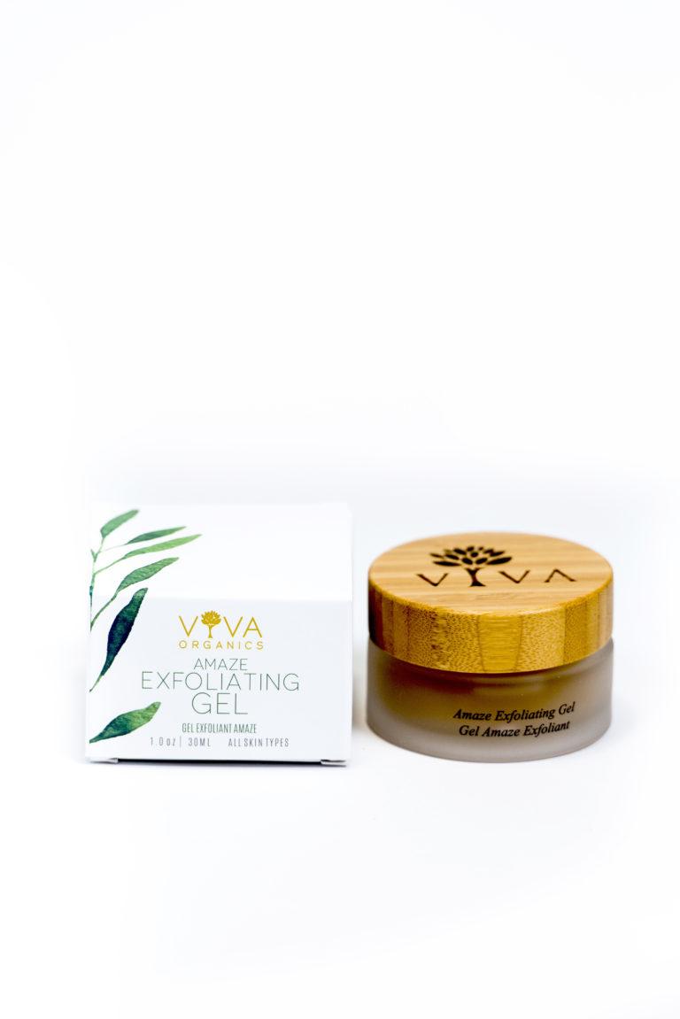 VIVA Organics Amaze Exfoliating Gel