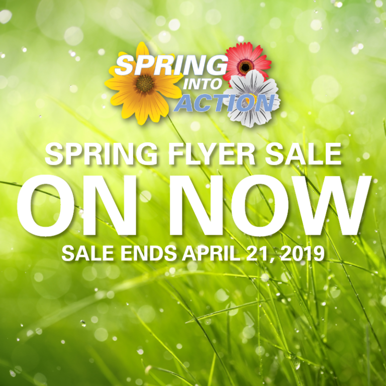 Alive, Morning Sun and Supplements Plus – Fall Flyer Sale on NOW Until April 21st, 2019