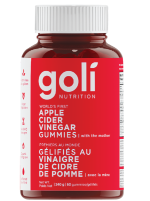 Goli Apple Cider Vinegar Gummies Alive Health Centre Blog