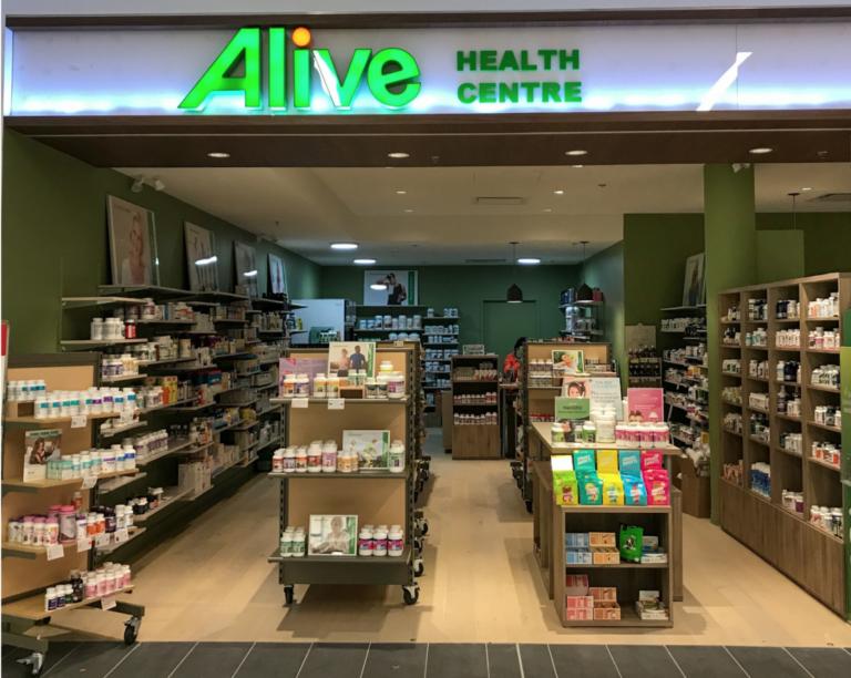 Alive in Oakridge Centre Is Still Open!