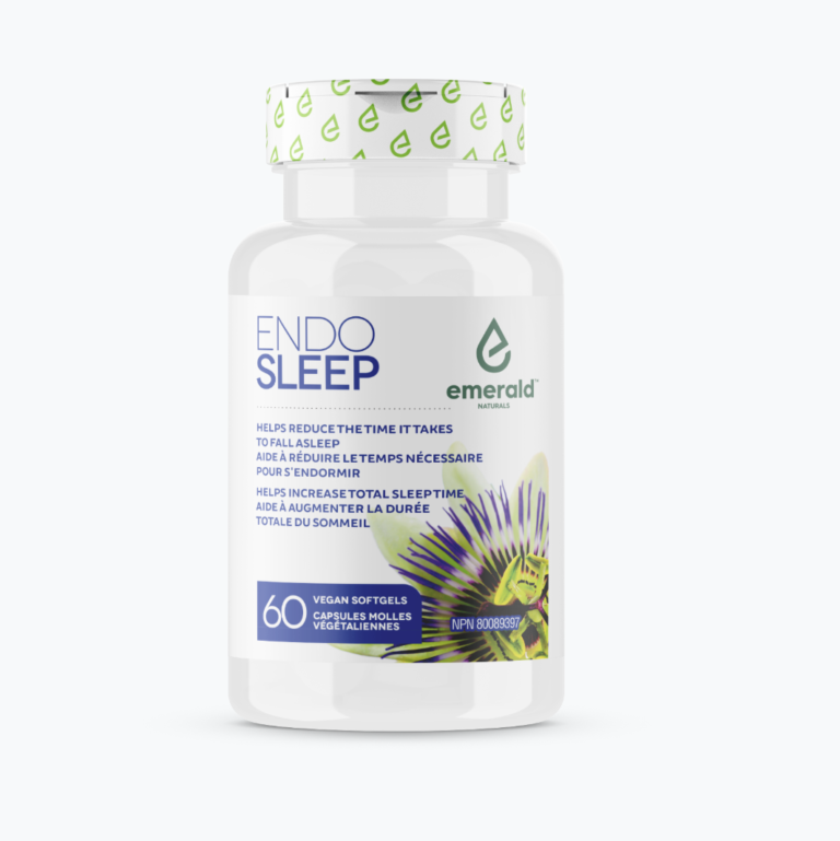 Emerald Health – Endo Sleep – CBD Alternative