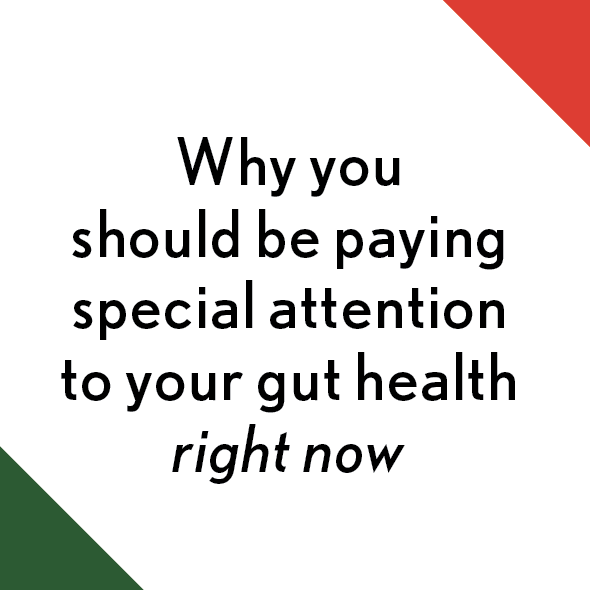 Boost Your Immune System Through Your Gut Health!