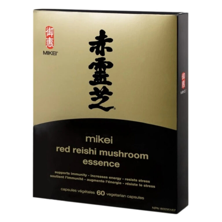 Mikei Red Reishi Mushroom Essence – On Sale Now!