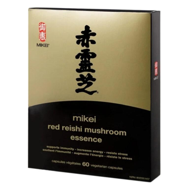 Mikei Red Reishi Mushroom Essence – On Sale Now!