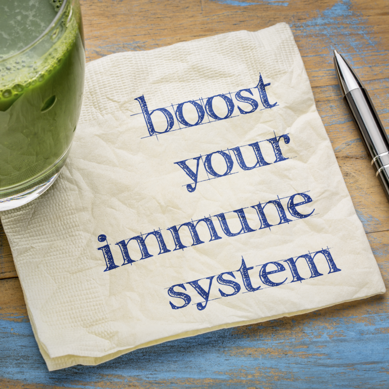 Let's Talk Immune Boosters!