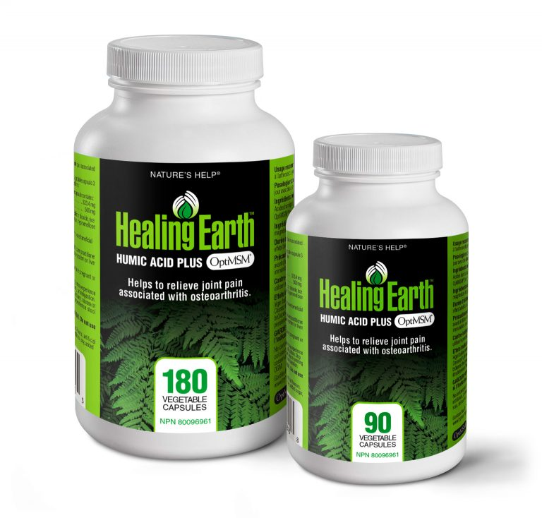 Healing Earth™ Humic Acid + OptiMSM®